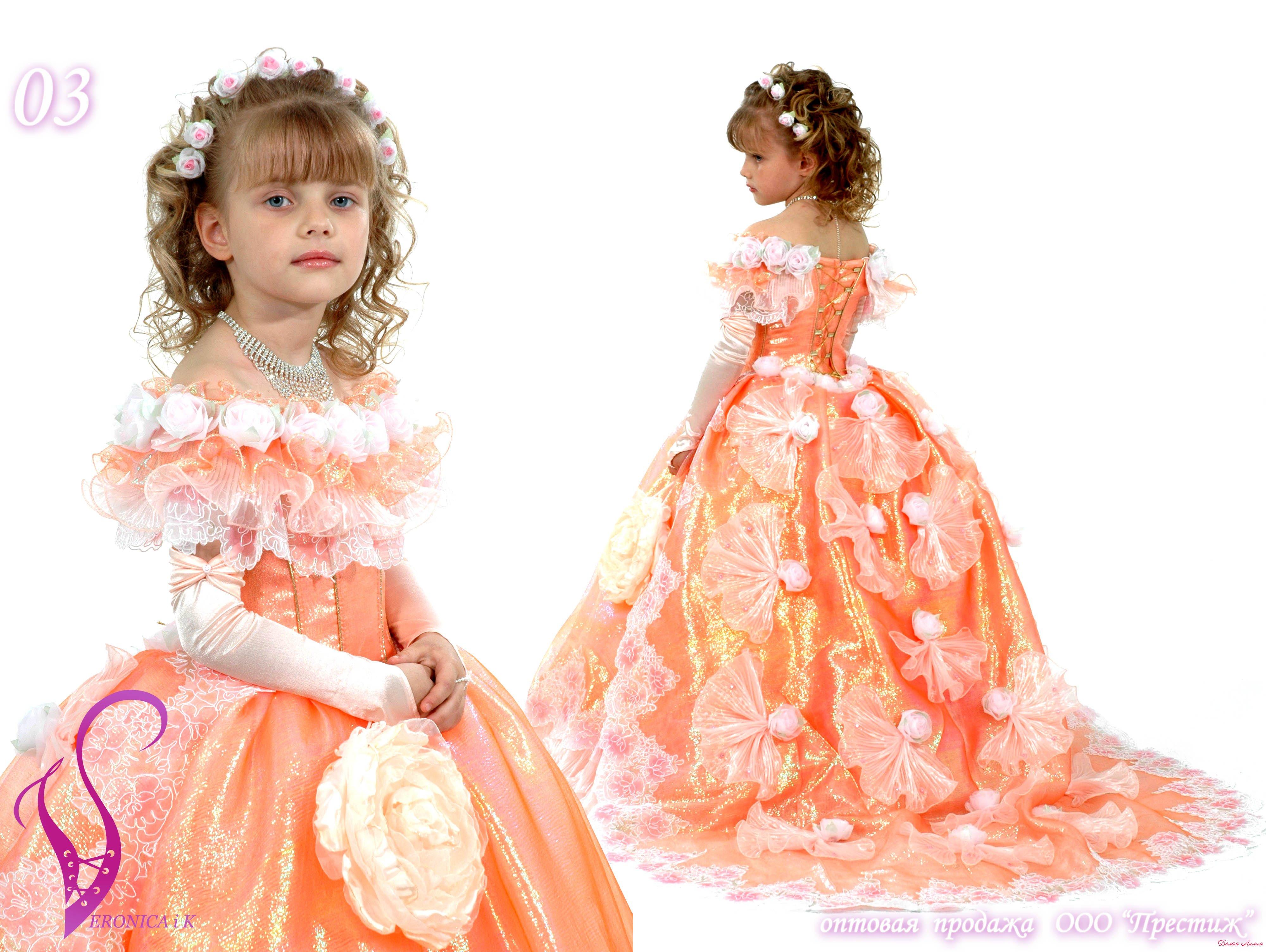 Детские платья » www.svadba-magadan.ru